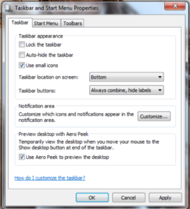 How to Hide & Unhide the Taskbar in Windows