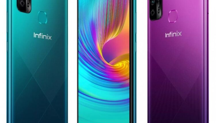 Infinix Officially Launch the Smart 4 Plus with 6000mAh battery in India