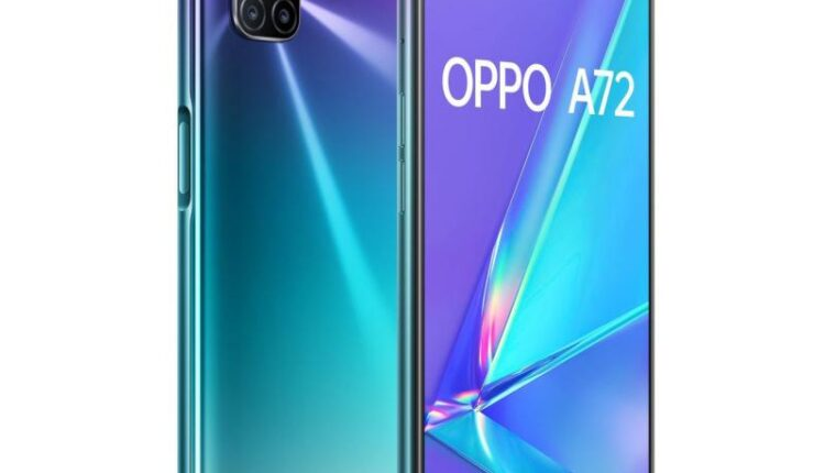 Oppo A72 Price and Full Specifications