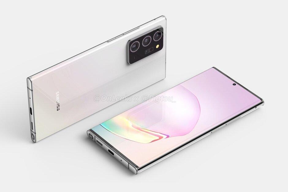 Samsung Galaxy Note 20 release date