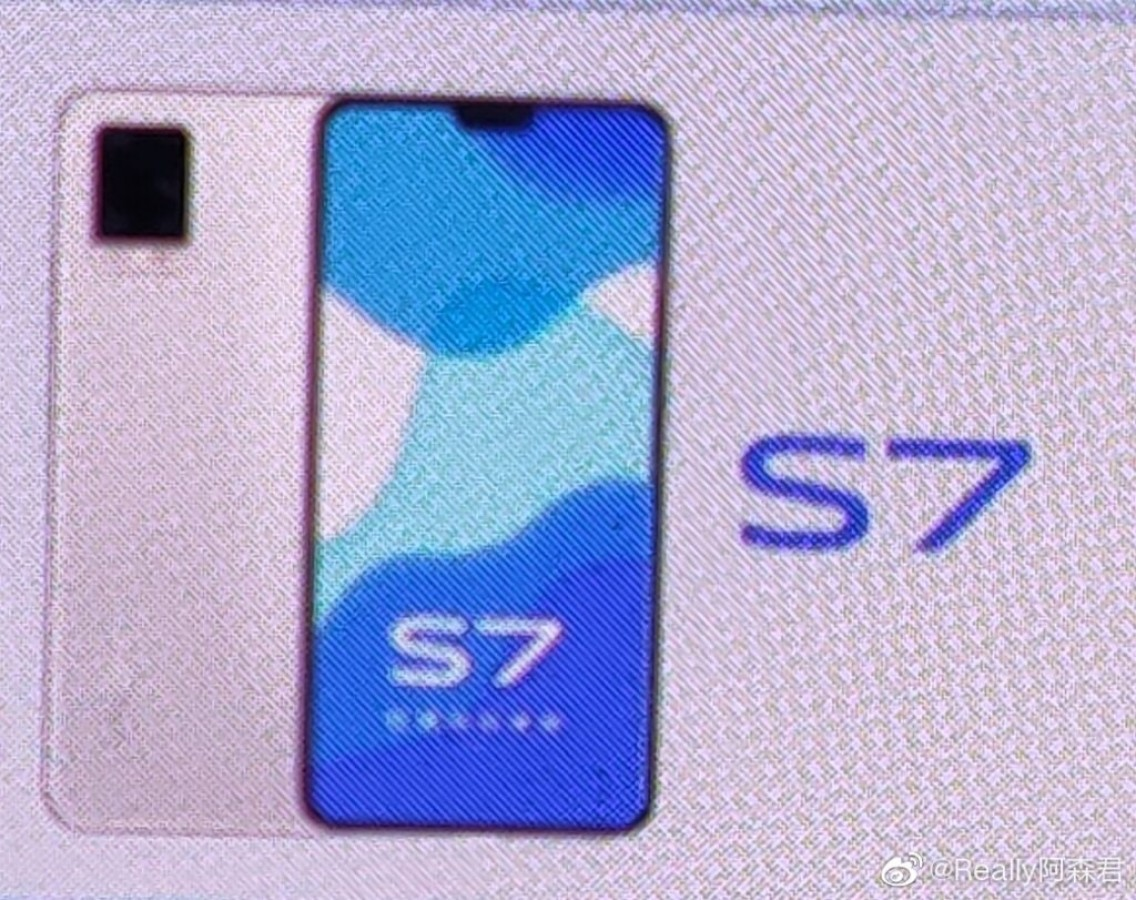 Vivo S7 smartphone