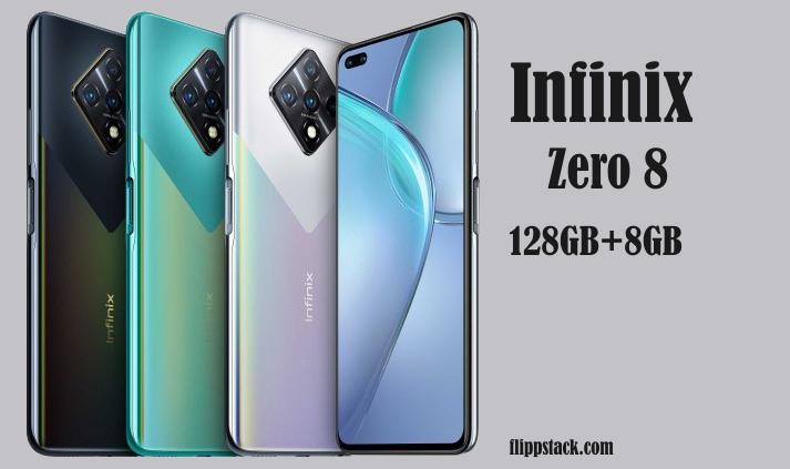 Infinix Zero 8 Full Specs andPrice