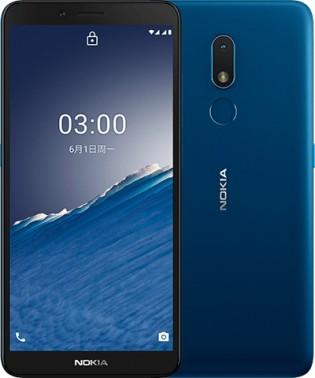Nokia C3 specs
