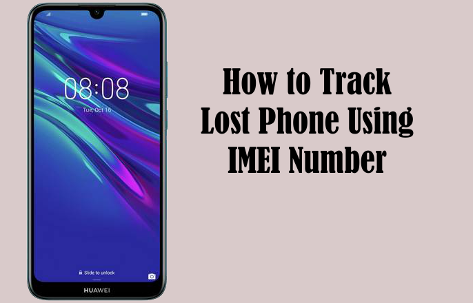 How to Track Your Lost Android Phone With IMEI Number