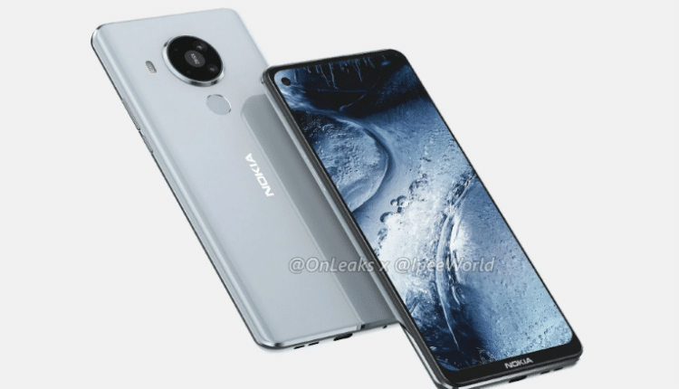 Nokia 7.3 Leaked Renders Reveals the Design and Specifications