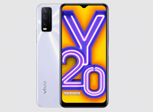 Vivo Y20 Price and Full Specs