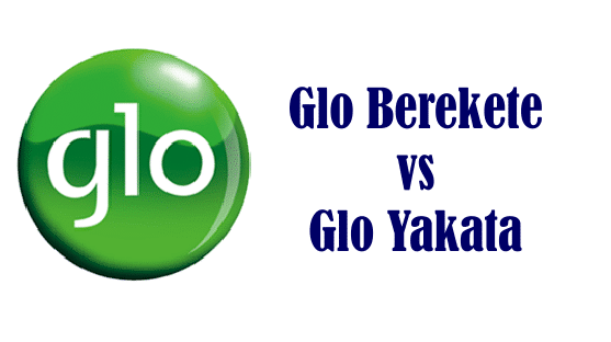 Difference and Similarities Between Glo Yakata and Glo Berekete