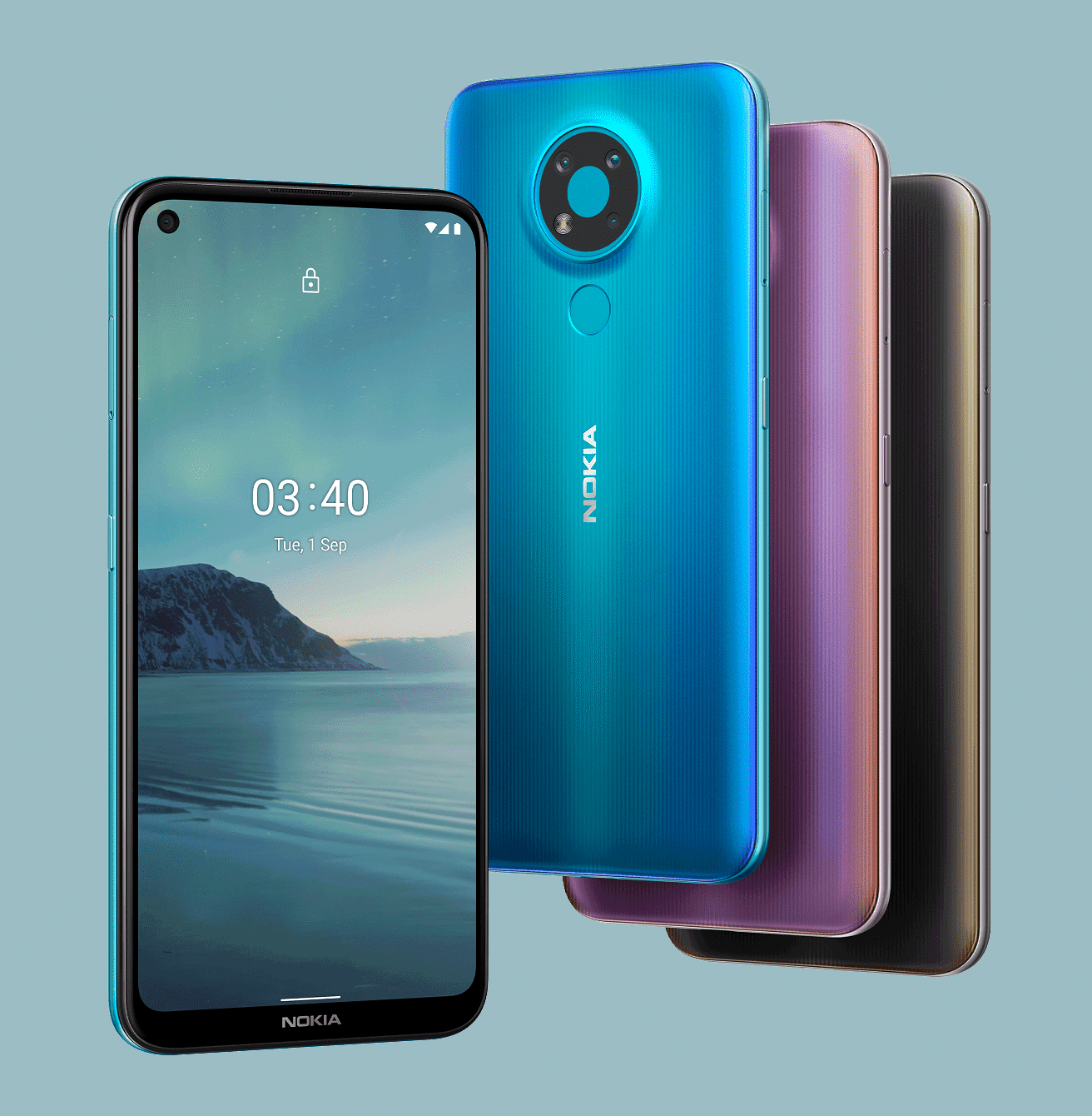 Nokia 3.4 Price and full specs