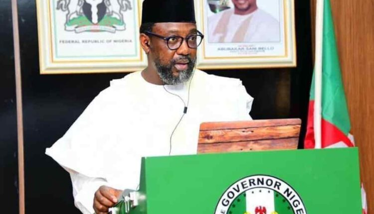 Community Policing: Governor Sani Bello Approves Recruitment Of 4,000 Youths
