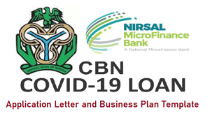 FG Begins CBN Covid-19 Loan Disbursement- Those Yet To Be Credited Should See This