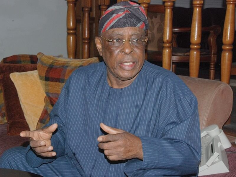 2023: APC Founding Fathers Agreed Southerner Will Succeed Buhari – Osoba