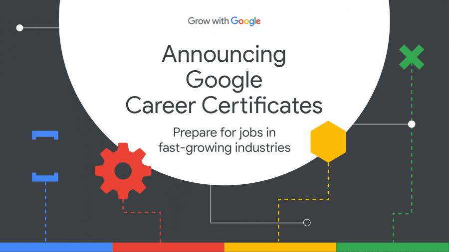 Google Career Certificate Scholarships