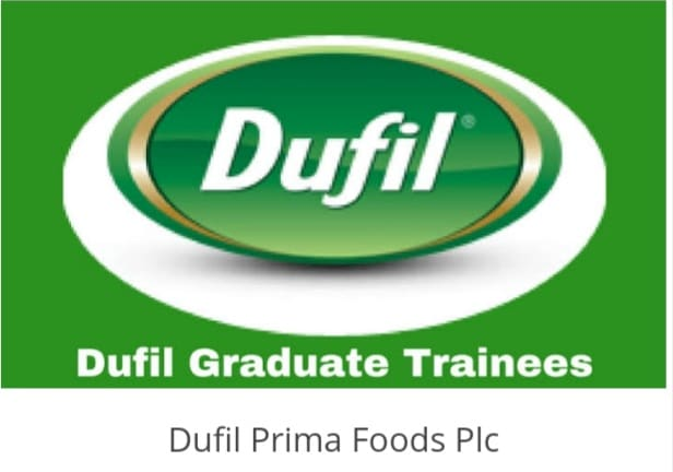Dufil Prima Foods 2021 Graduate Trainee Scheme For Young Nigerian