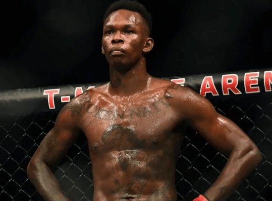 Israel Adesanya Dropped By His Sponsors After Rape Comments (See Details)