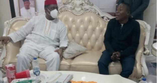 Sunday Igboho - Why I Trust Fani-Kayode Totally