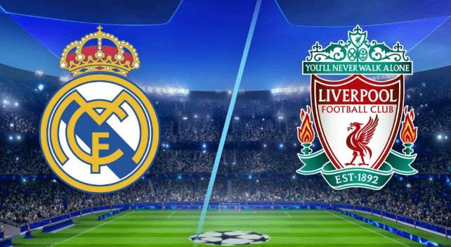 Real Madrid Vs Liverpool Live