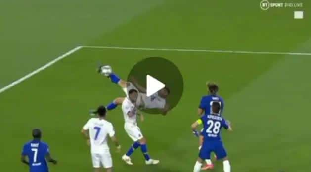 Watch Billy Gilmour Incredible Performance Against Manchester City