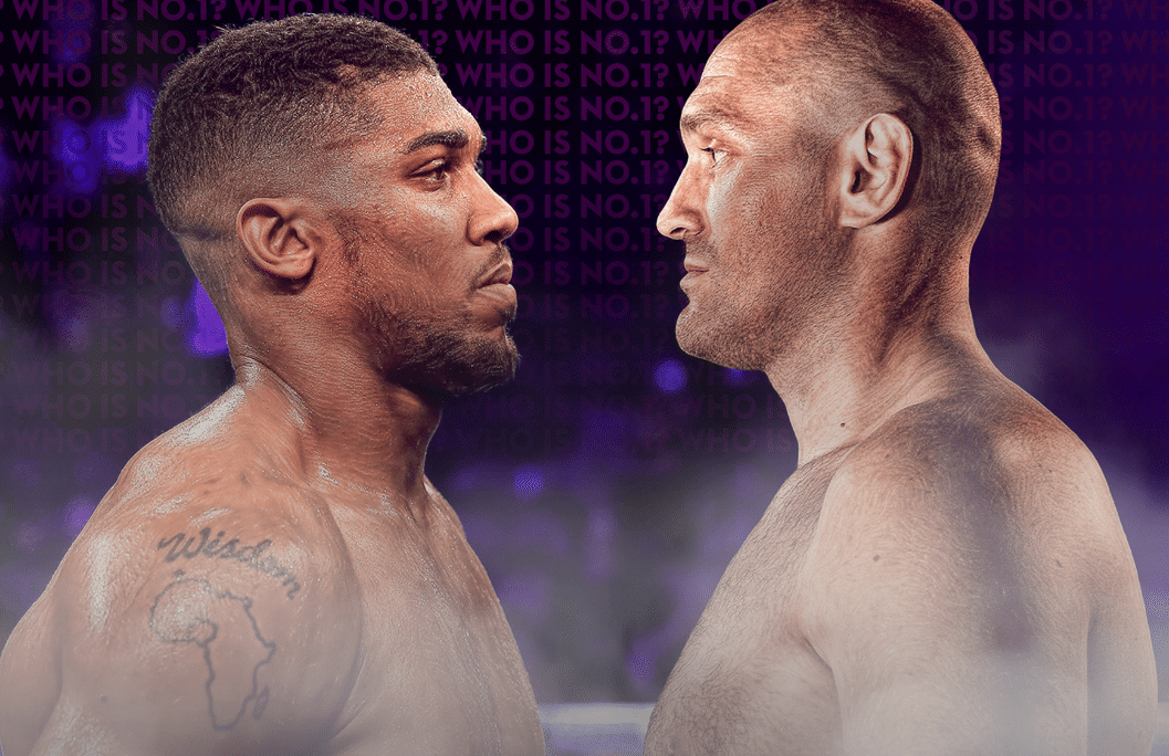 Tyson Fury vs Anthony Joshua Fight Official Date
