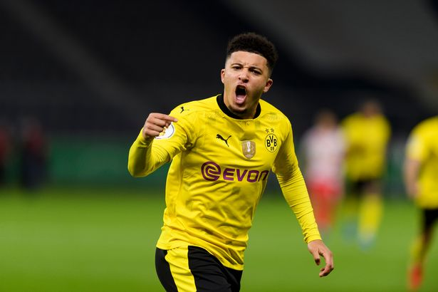 Just In: Manchester United Reaches Agreement For Sancho Deal