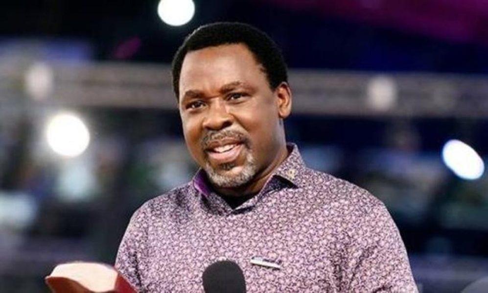 JUST IN: Prophet TB Joshua Is Reportedly Dead