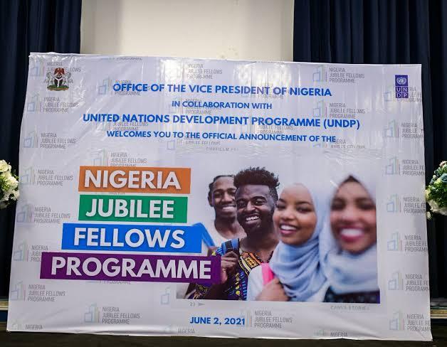 Nigeria Jubilee Fellowship Programme Portal 2021/22