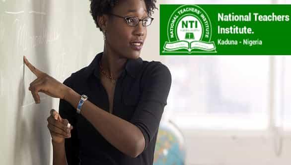 NTI Professional Teachers Programme 2021
