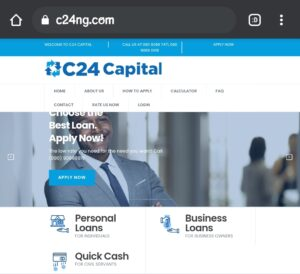Top 10 Websites That Gives Quick Loans In Nigeria Without Collateral