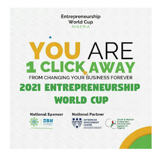 SMEDAN $1Million Entrepreneurship World Cup 2021 - Apply Here