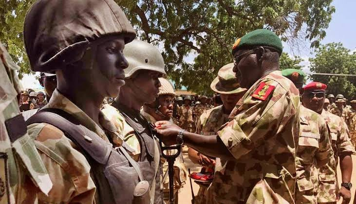 Nigerian Army shortlists candidates for Screening exercise - Check Screening Date