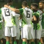 Nigerian Super Eagles 2022 World Cup Qualifying Fixtures Revealed