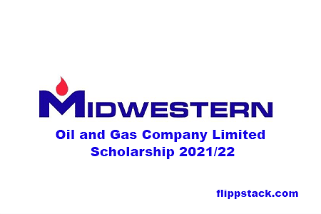 Midwestern Oil and Gas Company Limited Secondary School / University Scholarship 2021/2022 for Nigerian Students