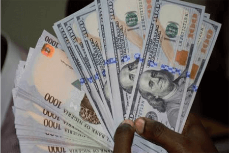 Exchange Rate Of Dollar To Naira Today Tuesday 26th October 2021