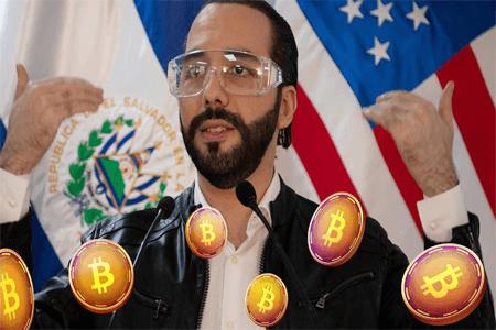 El Salvador Buys Dip Acquires Over 700 Bitcoin
