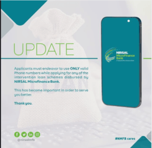 NMFB Sends Important Update To Beneficiaries