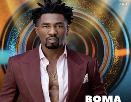 BBNaija 2021: Boma Slams Those Judging Him, Calls Them Hypocrites