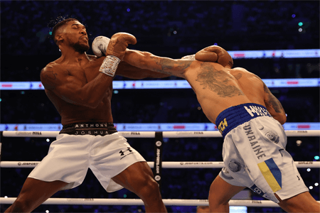 Anthony Joshua Loses Heavyweight Titles To Usyk