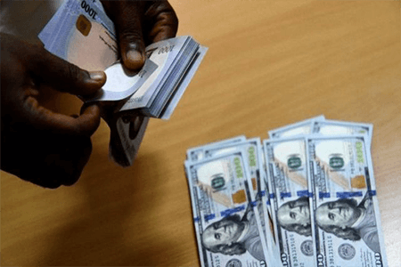 Naira Gains Massively At Official Market Against Dollar