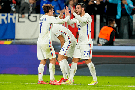France Fought From Behind To Seal UEFA Nations League Final