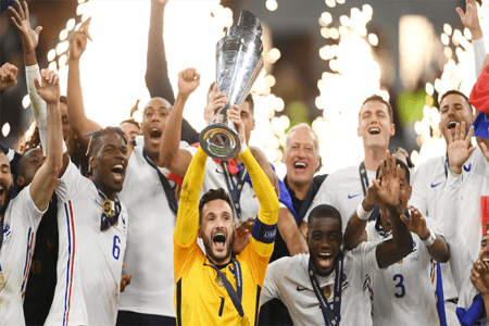 France Beat Spain To Crown Champions Of UEFA Nations League