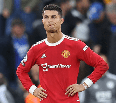 Christiano Ronaldo Out Of Top Five Footballers In History