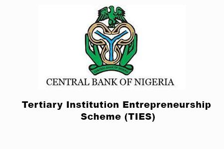TIES Loan: CBN Undergraduate And Graduate Loan - Apply Here