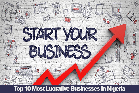 Top 10 Most Lucrative Businesses In Nigeria