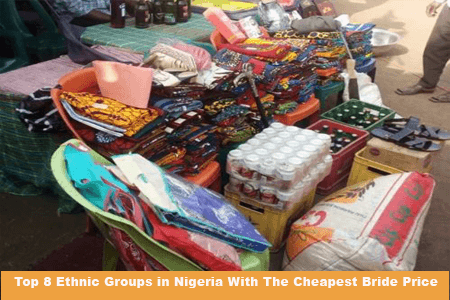 Top 8 Ethnic Groups in Nigeria With The Cheapest Bride Price