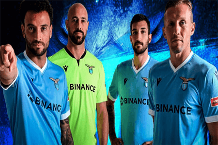 Binance Completes €30 million Jersey Sponsorship Deal With Lazio