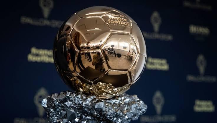 Full List Of 2021 Ballon d'Or Nominees Revealed